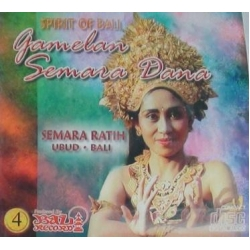Gamelan Semara Dana - Semara Ratih Vol 4