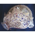 Topeng Keras Headdress